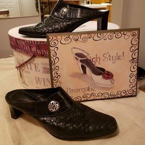 Brighton black trysla shoes